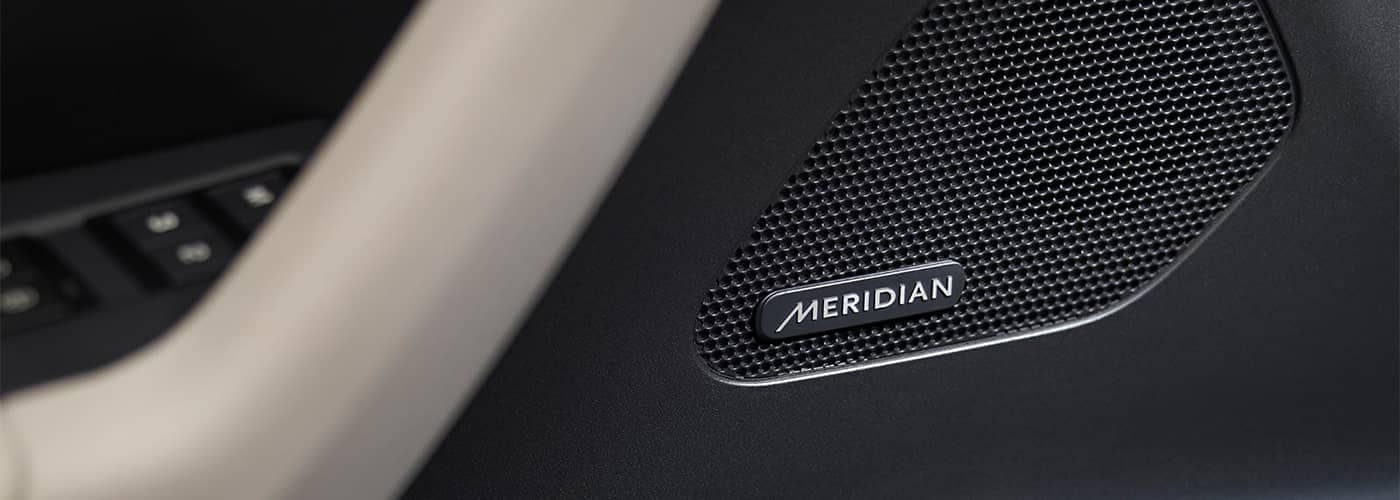 Jaguar Meridian Audio System