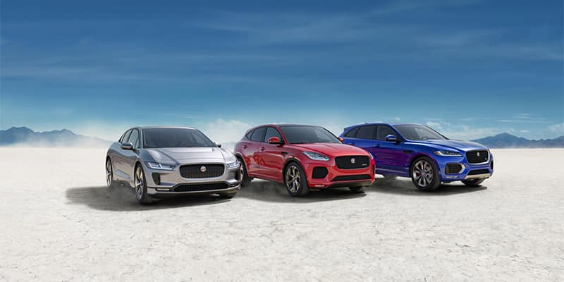 Certified Jaguar Models