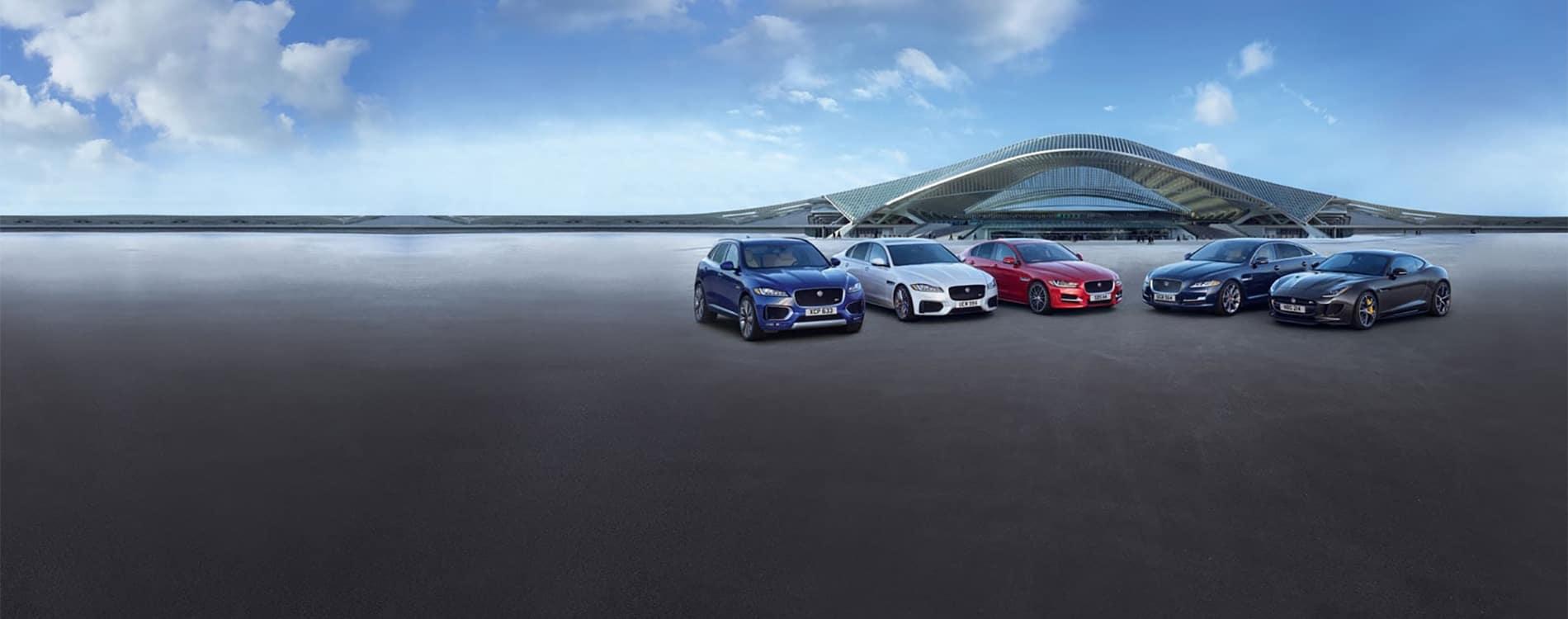 Jaguar Models 750