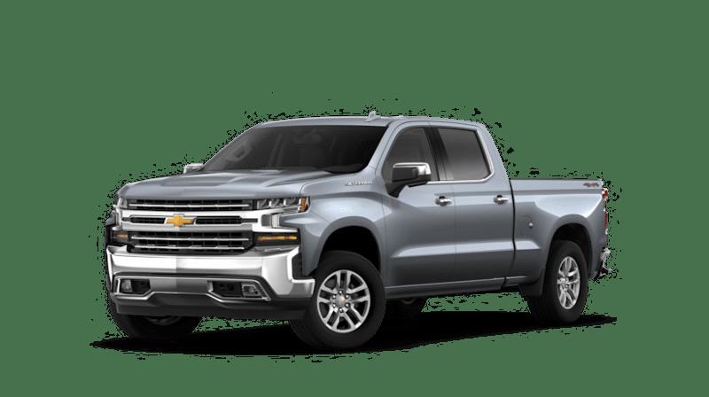 2019 Chevrolet Silverado 1500 hero