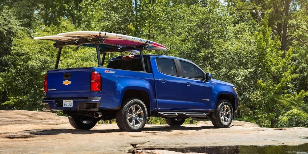 2019 Chevrolet Colorado Vs 2019 Chevrolet Silverado 1500
