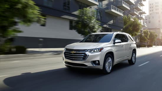 2020 Traverse Lease Offer