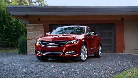 2019 Impala Lease Offer