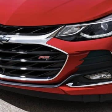 2019 Chevrolet Cruze Hatchback RS front end