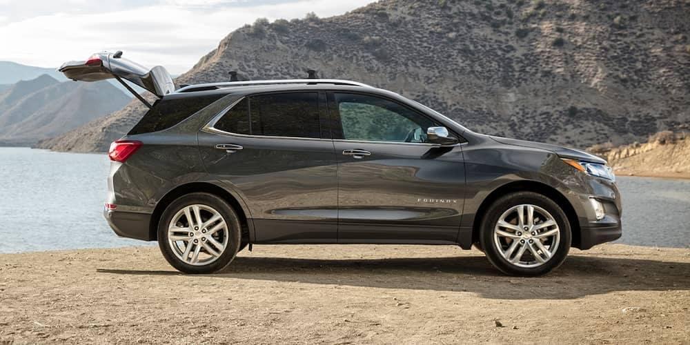 Silver 2019 Chevrolet Equinox