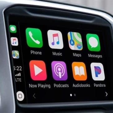2019 Chevrolet Silverado interior dashboard