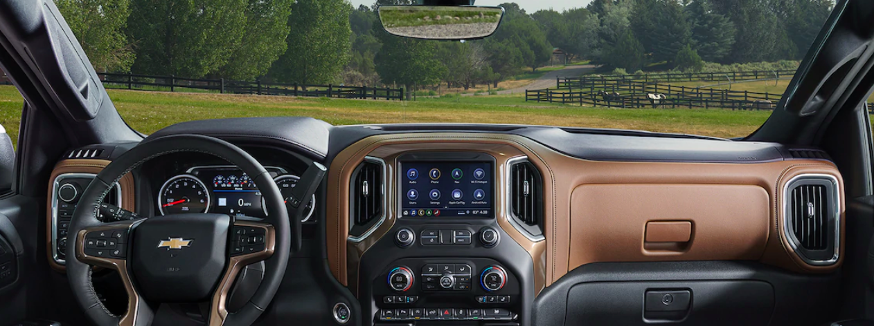 2019 Chevy Silverado Interior