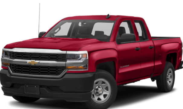 2019 Chevy Silverado 1500 Comparison Image