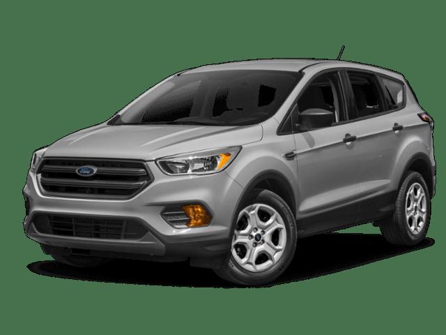 2019 Ford Escape Comparison Image