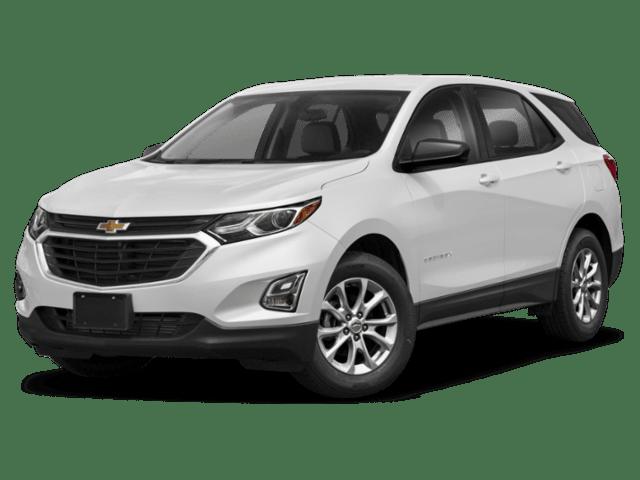 2020 Chevrolet Equinox Comparison Image
