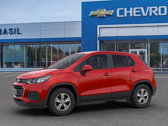 2021 Trax Lease Offer