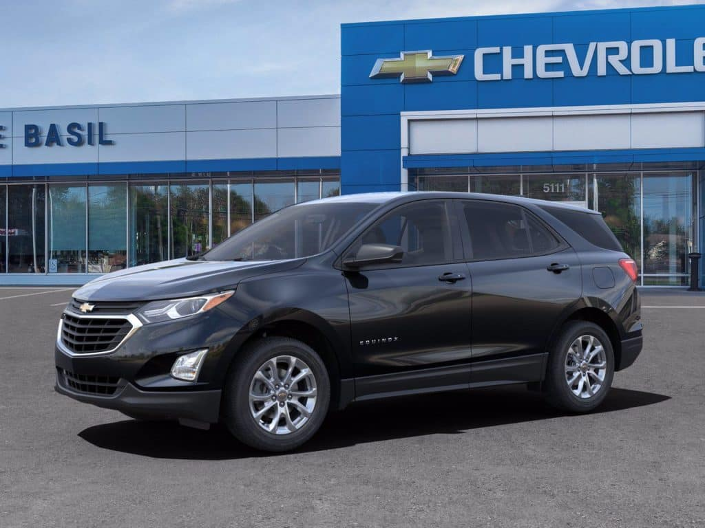 2021 Equinox Lease Offer