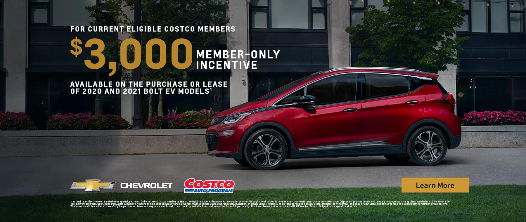 3000 member only incentive