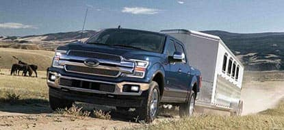 Country Ford BG