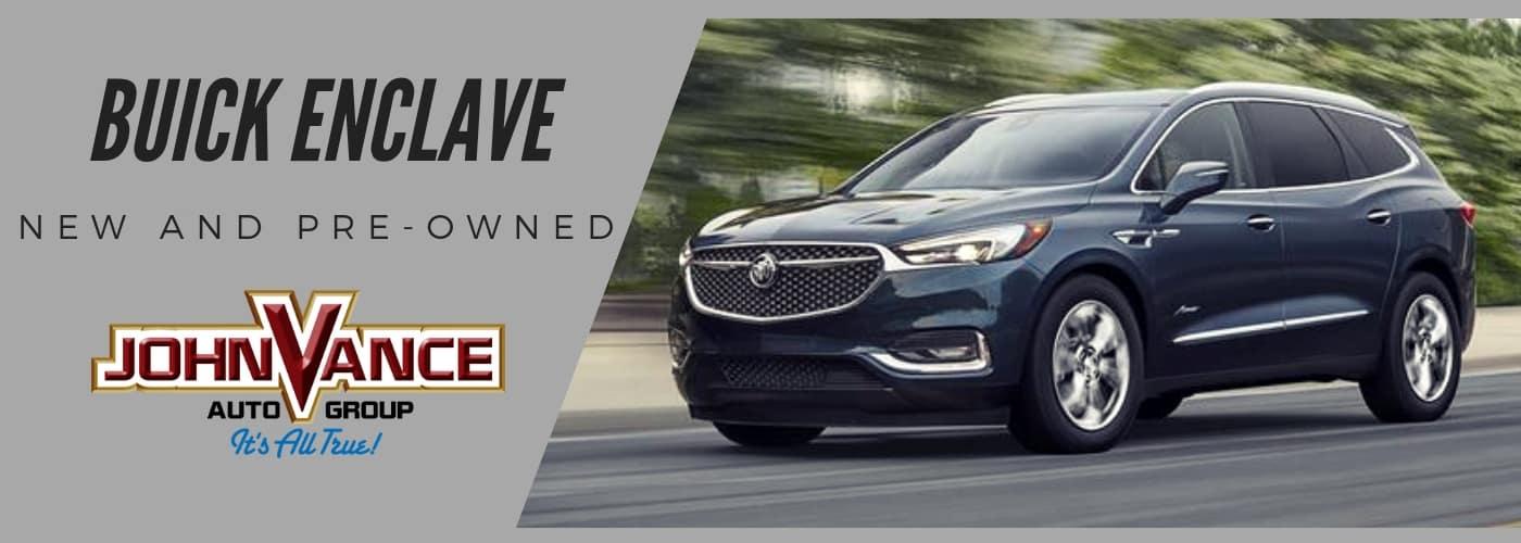 Buick Enclave For Sale Edmond OKC