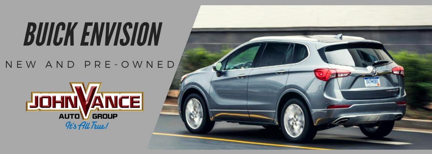 Buick Envision For Sale Edmond OKC