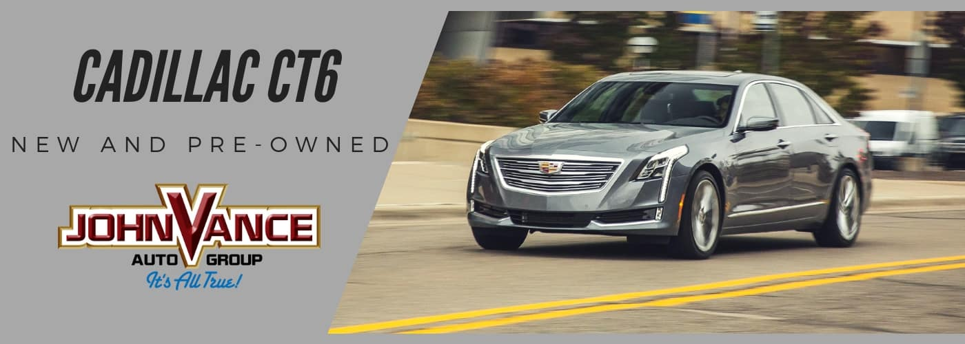 Cadillac CT6 For Sale Edmond OKC