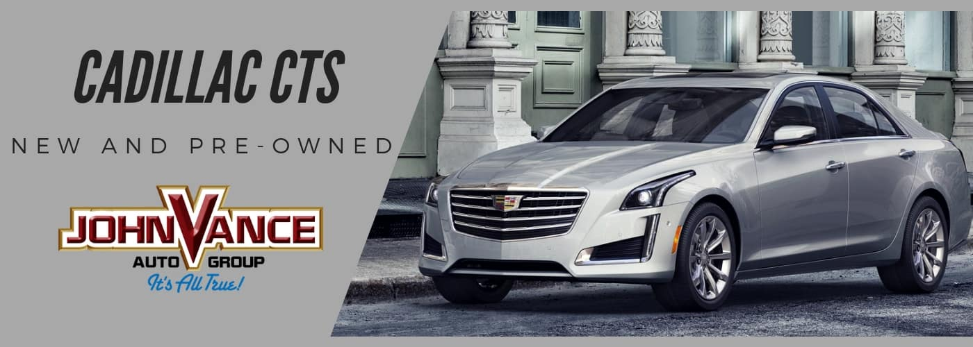 Cadillac CTS For Sale Edmond OKC