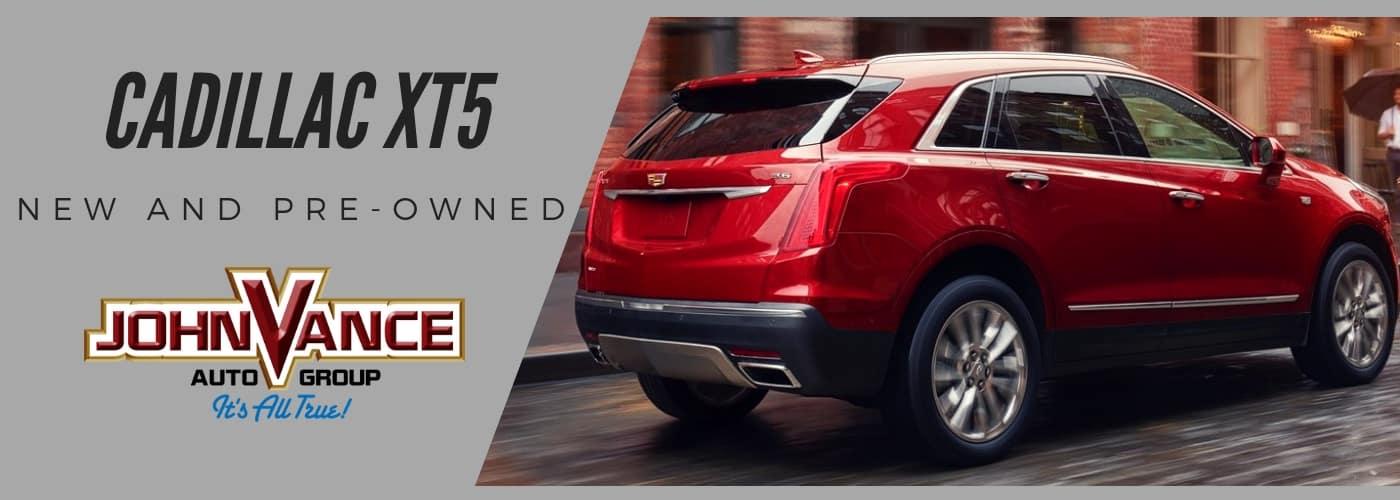 Cadillac XT5 For Sale Edmond OKC