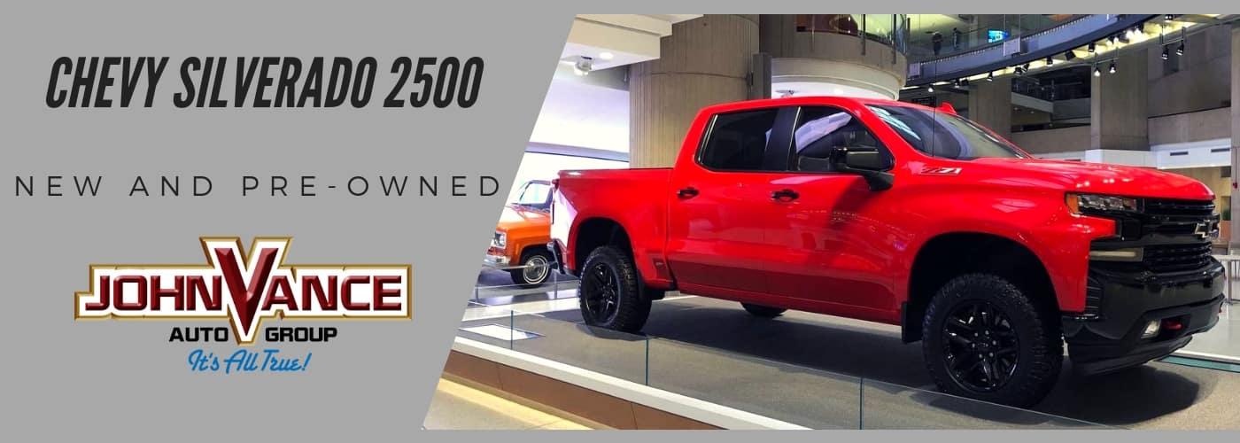 Chevy Silverado 2500 For Sale Stillwater Perry OK