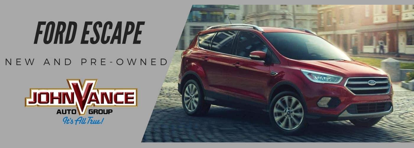 Ford Escape For Sale Edmond OKC