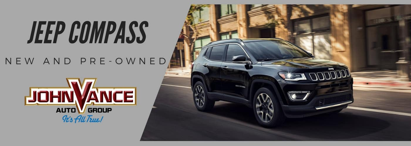 Jeep Compass For Sale Edmond OKC