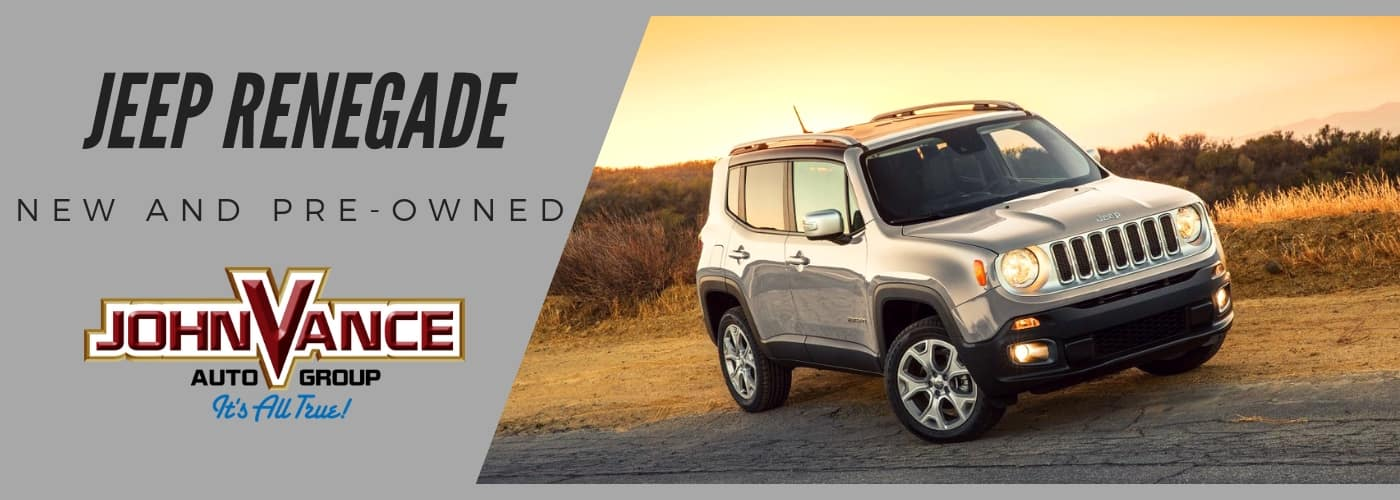 Jeep Renegade For Sale Edmond OKC