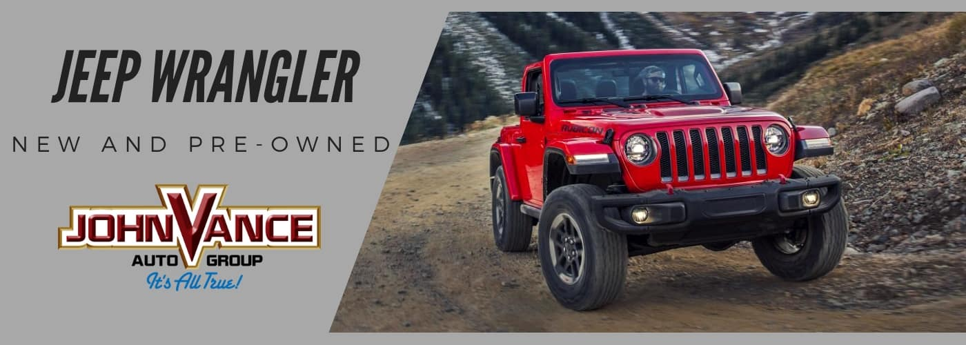 Jeep Wrangler For Sale Edmond OKC