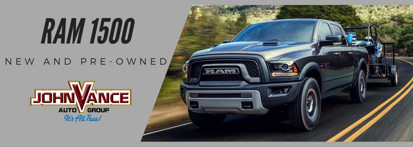 New and Used RAM 1500 Edmond Oklahoma City