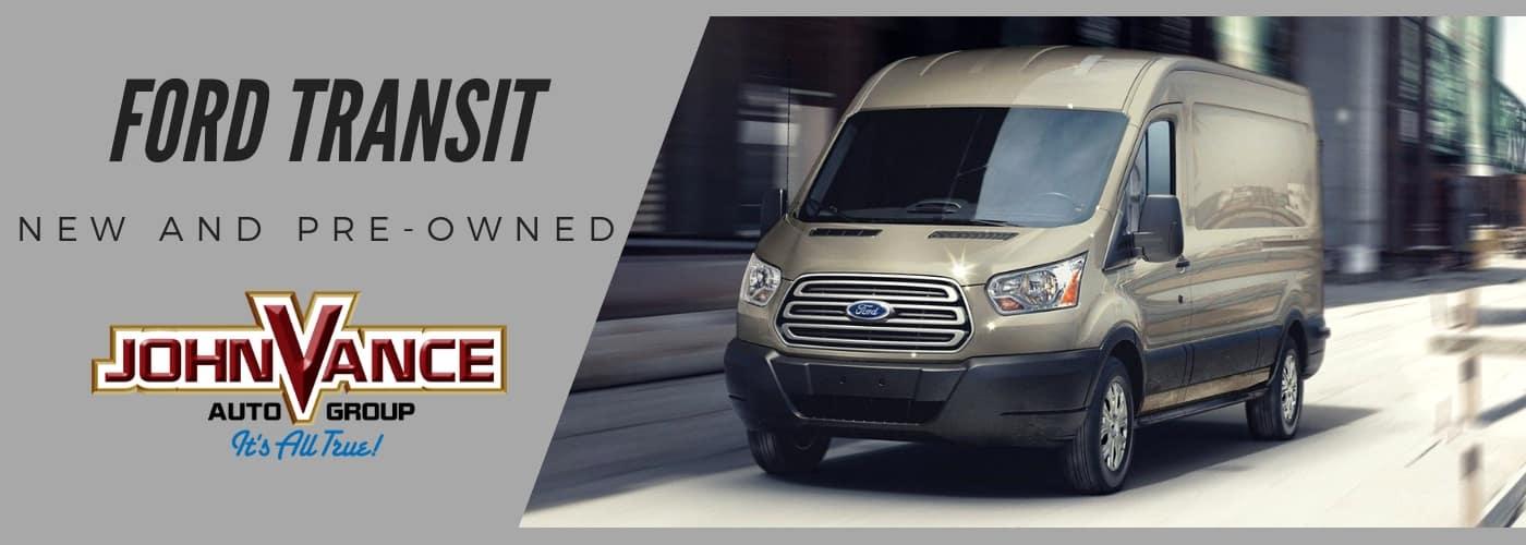 Ford Transit For Sale Edmond OKC