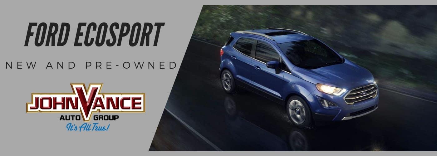 Ford Ecosport For Sale Miami OK