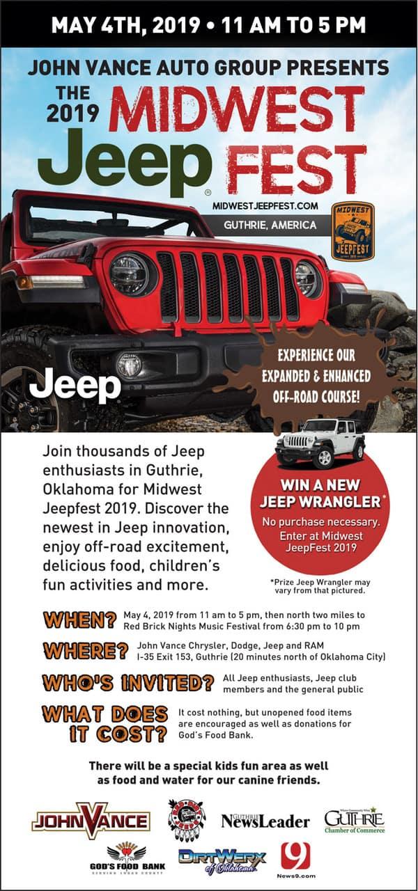 Midwest JeepFest 2019