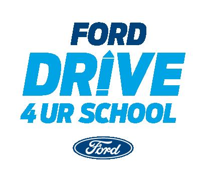 DRIVE 4 UR SCHOOL LOGO