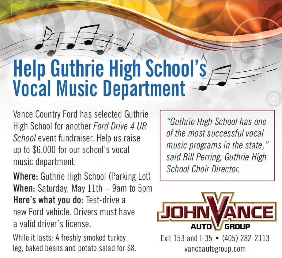 Vance Guthrie Schools