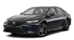 Black 2018 Toyota Camry from Cincinnati