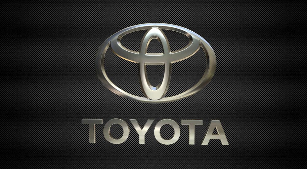 Toyota Dealership Near Me Logo