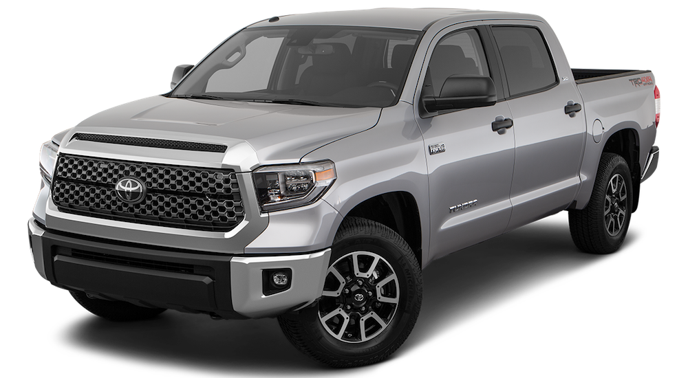 Silver 2018 Toyota Tundra from Joseph Toyota
