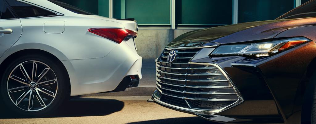 Toyotacare Roadside Assistance Number >> 2019 Toyota Avalon | Joseph Toyota of Cincinnati