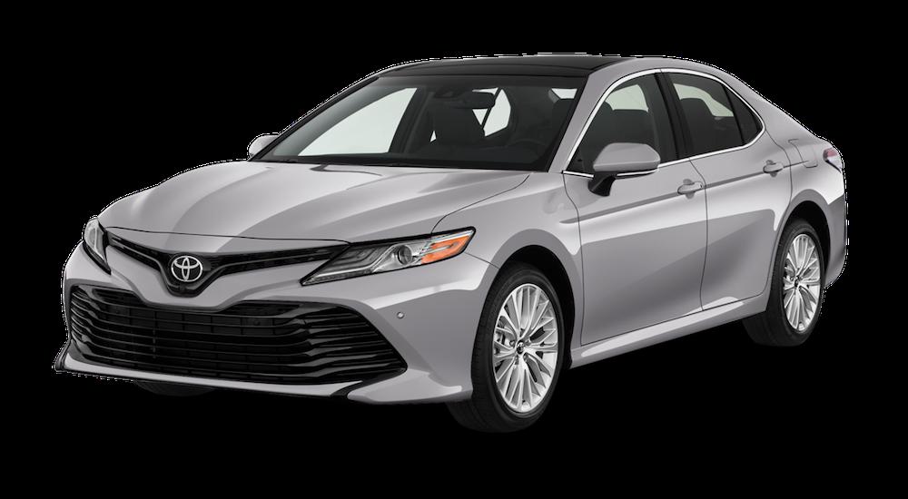 2019 Toyota Camry Joseph Toyota Of Cincinnati