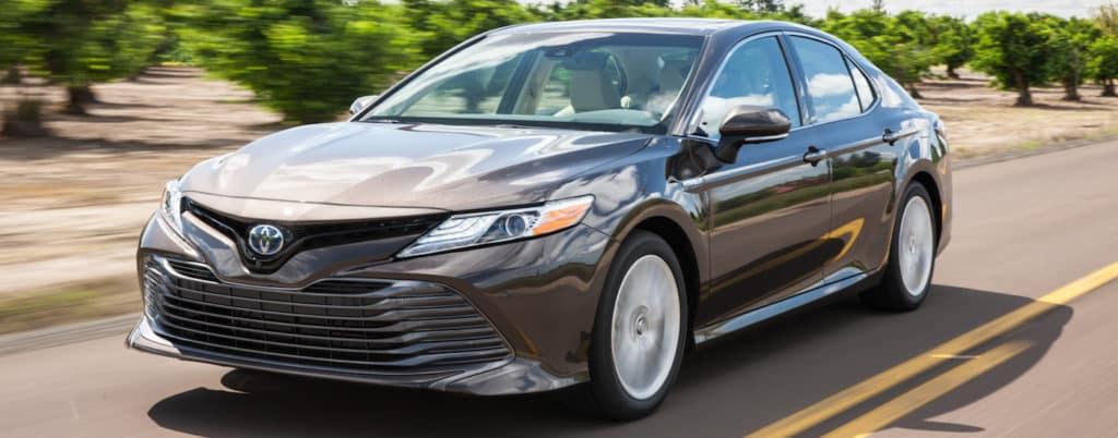 2019 Toyota Camry | Joseph Toyota of Cincinnati