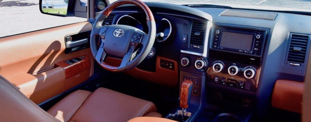 2019 Toyota Sequoia Joseph Toyota Of Cincinnati
