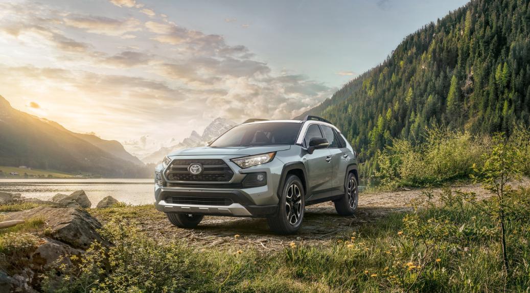 2019 RAV4 | Joseph Toyota | Cincinnati, OH