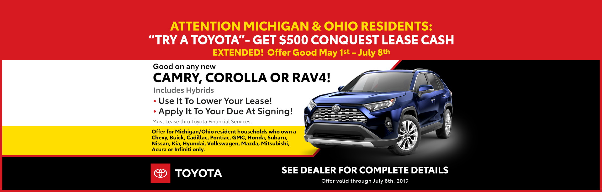 Toyota Dealership Dayton Ohio >> New And Used Toyota Dealer Joseph Toyota Serving Cincinnati And