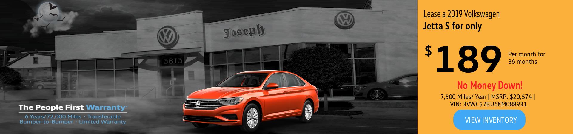Joseph Volkswagen Of Cincinnati Vw Dealer Serving
