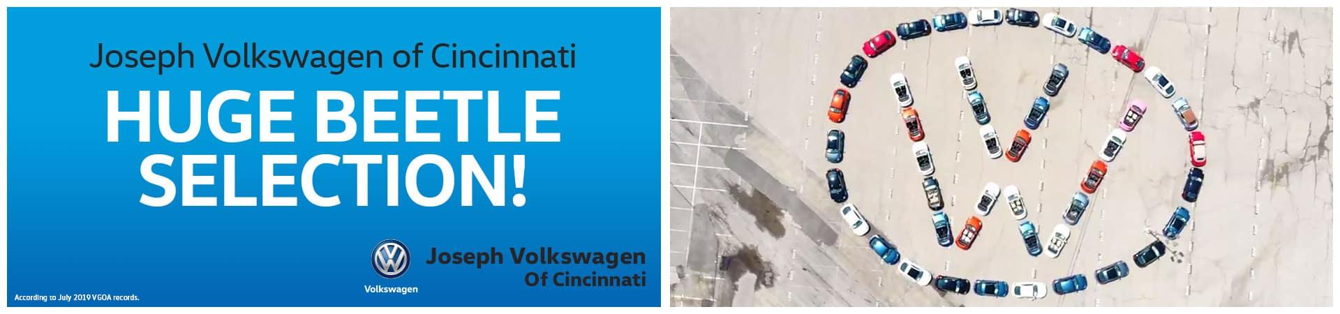 2019 Volkswagen Beetle in Cincinnati, OH
