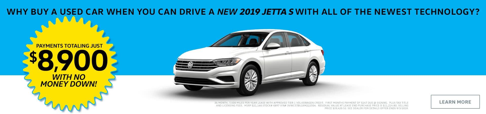 2019 Volkswagen Jetta in Cincinnati, OH