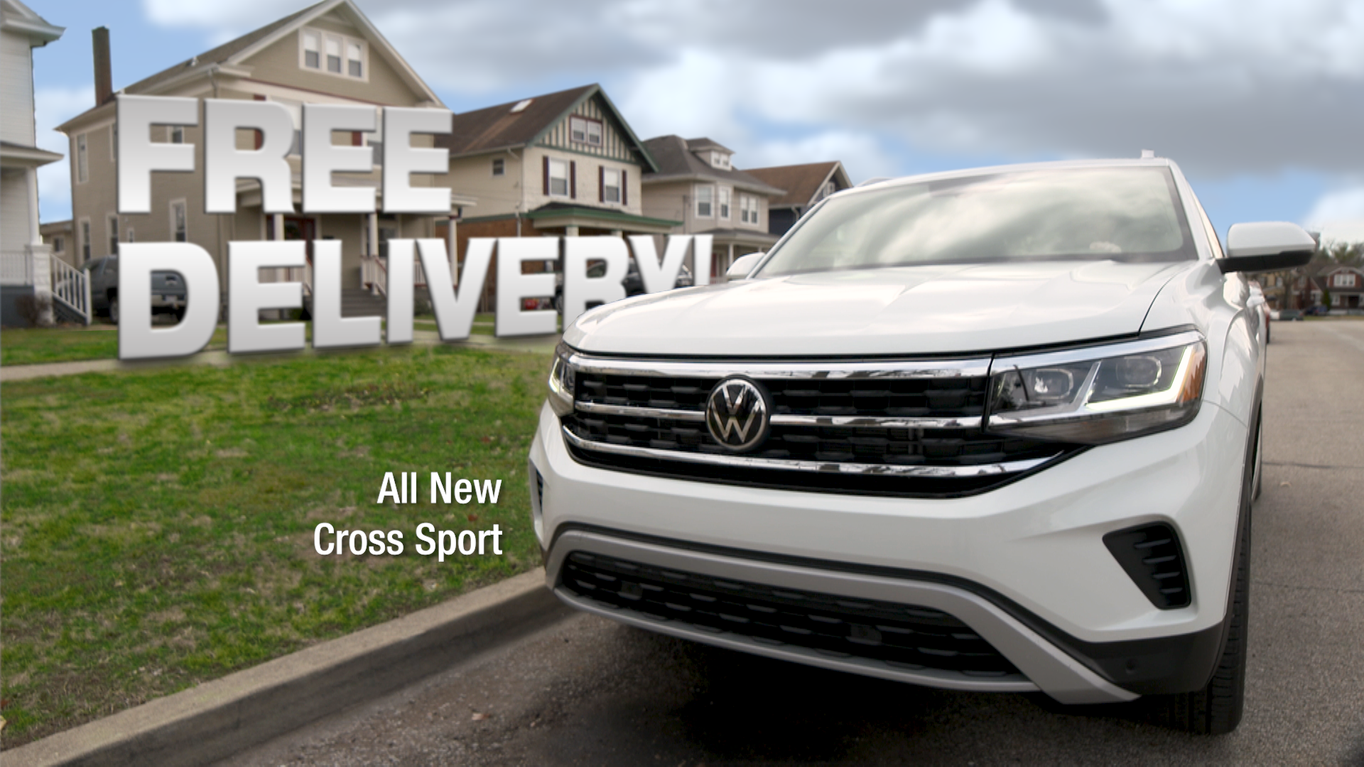 FreeDelivery - CrossSport