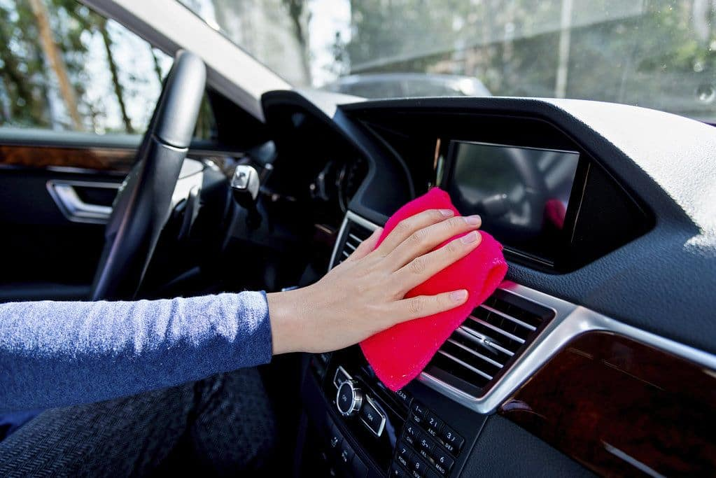 Tips for Sanitizing your Car | Cincinnati, OH