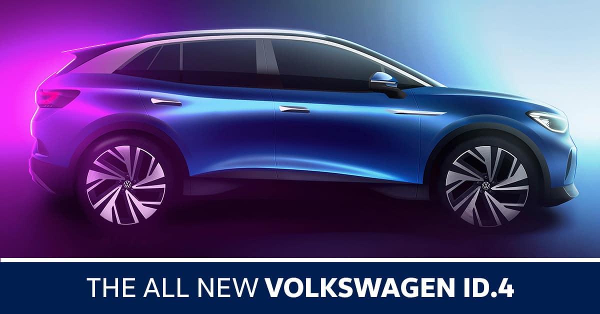 All-New 2021 Volkswagen ID.4 | Cincinnati, OH