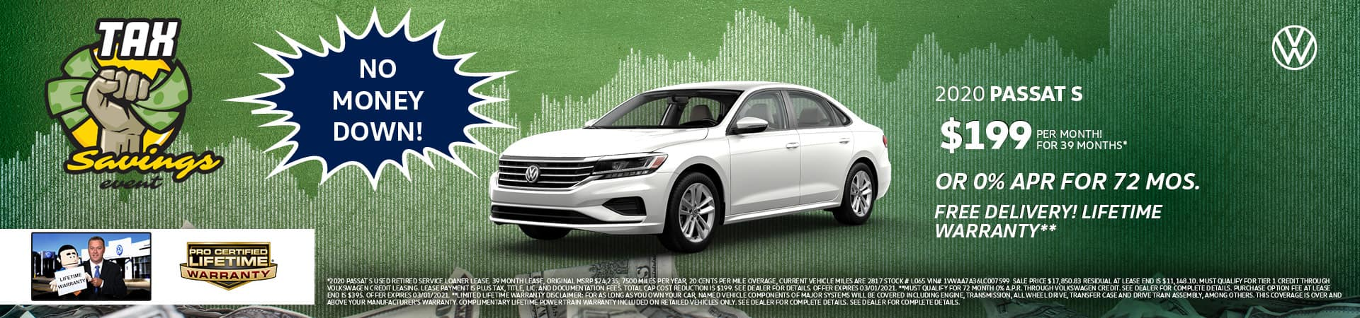 2020 Volkswagen Passat   Joseph Volkswagen of Cincinnati   Cincinnati, OH